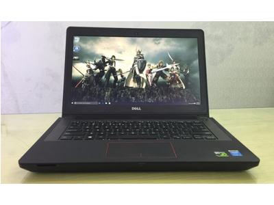 Dell Inspiron 7447 | Core I5-4210H | RAM 4GB | SSD 120GB + 500GB HDD | GTX850M | 14