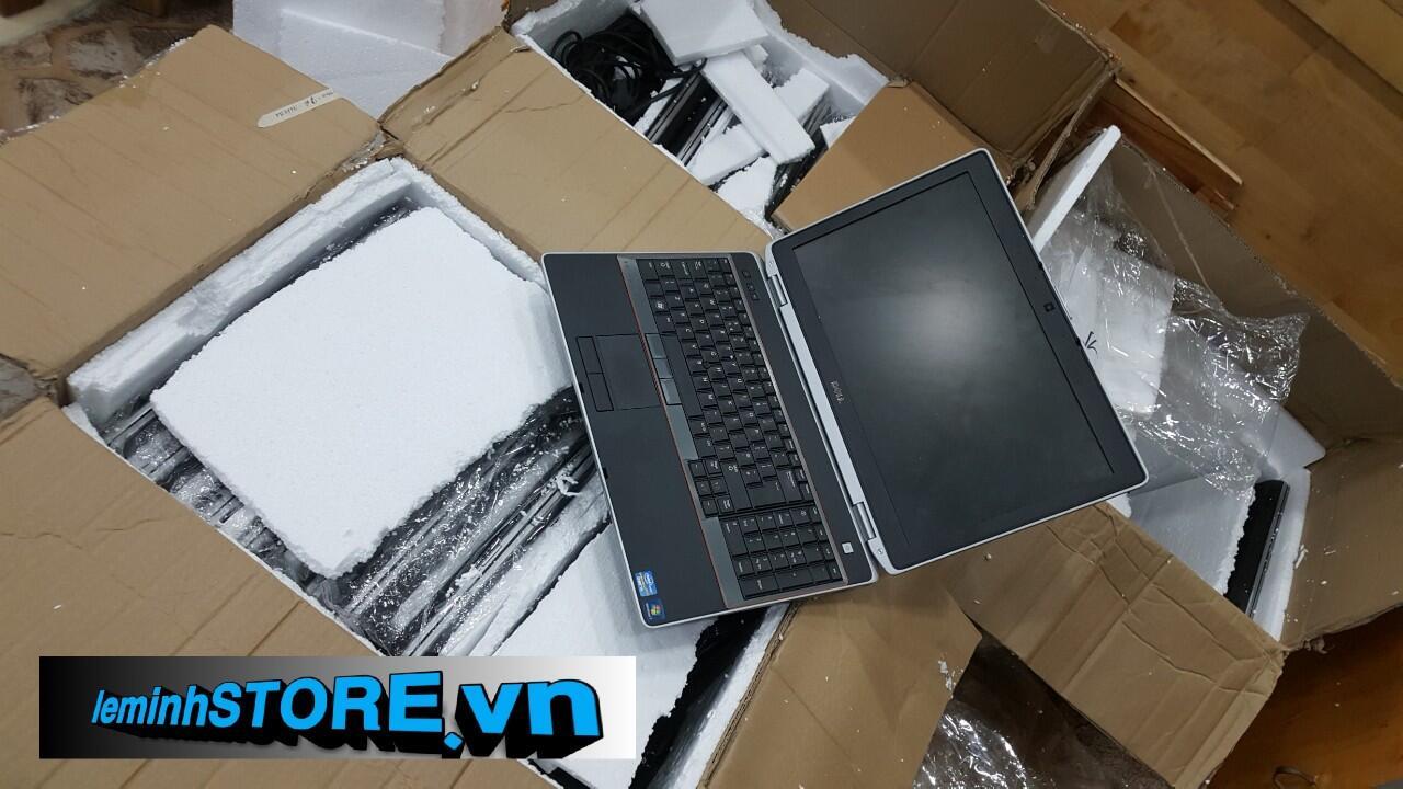 laptop dell latitude e6520 chơi liên minh