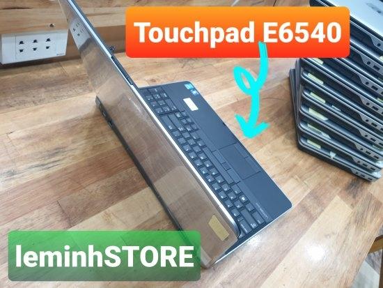 touchpad-E6540-i5