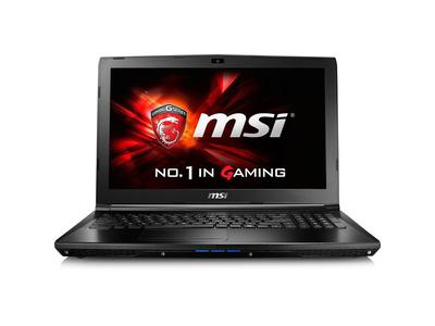 Laptop Gaming MSI GP72M 7REX 1216XVN Leopard Pro Geforce GTX1050Ti 4GB Intel Core i7 7700HQ 8GB 1TB
