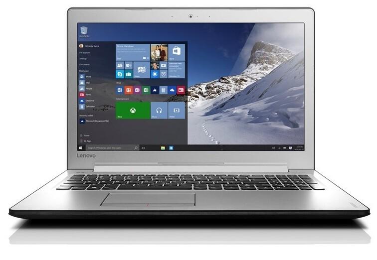 laptop Lenovo ideapad 510-15ISK
