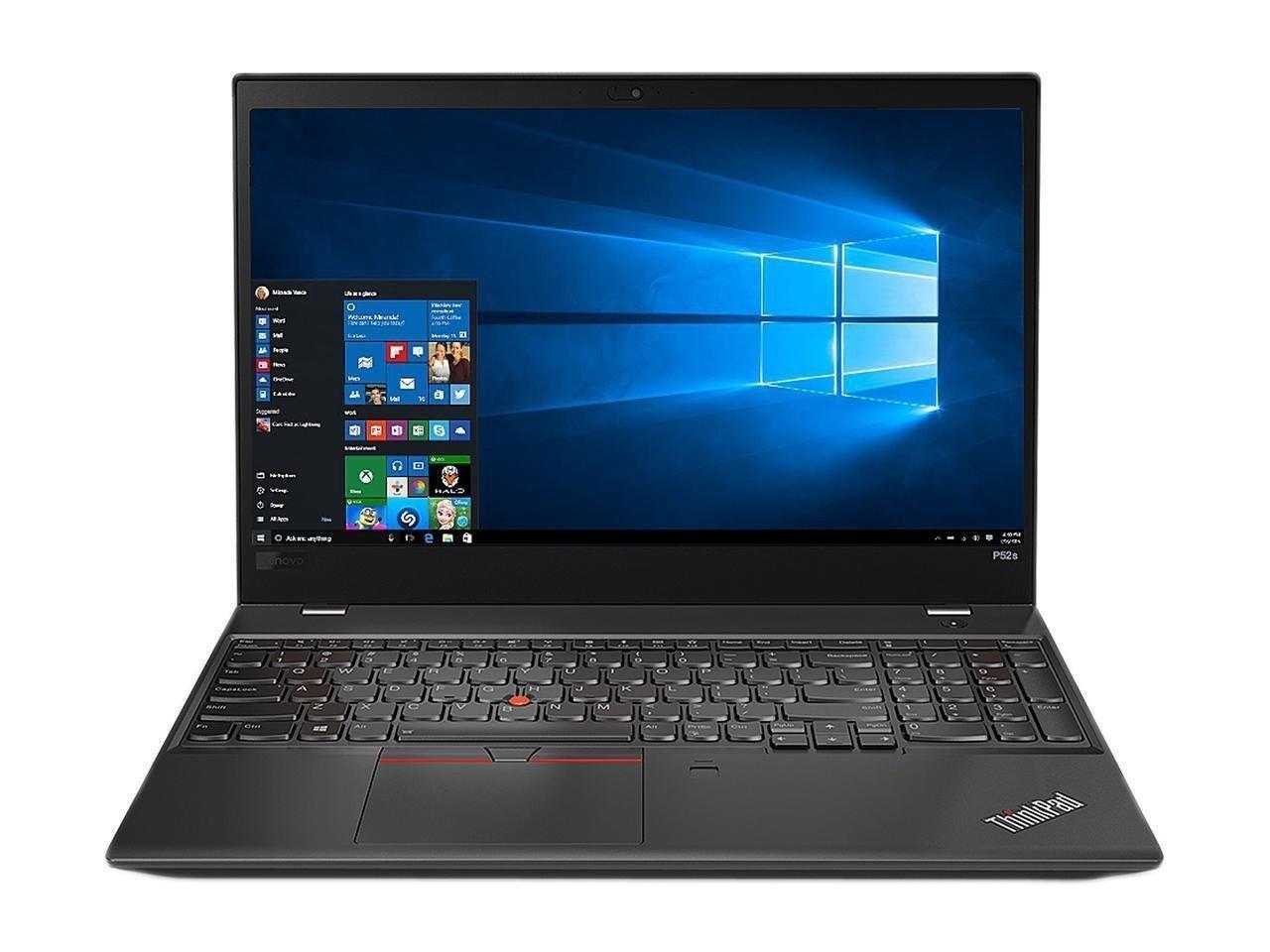 Lenovo ThinkPad P50s    i7 - 6600M    RAM 8GB /SSD 256GB    14 inch FHD VGA M500M