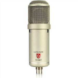 Micro thu âm Lauten Audio Atlantis FC-387 Multi-Voicing FET Studio Vocal Microphone