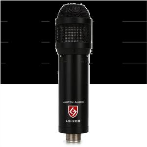 Micro thu âm Lauten Audio LS-208 Front-Address Condenser Microphone