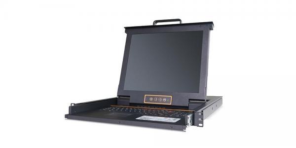 "17"" 16 Port CAT5 LCD KVM Console - LC1716"