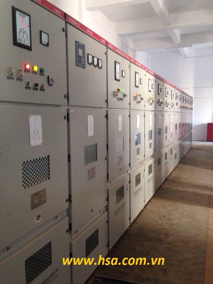 tủ điện biến tần Senlan Hope 800