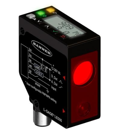 Cảm Biến Laser LE550