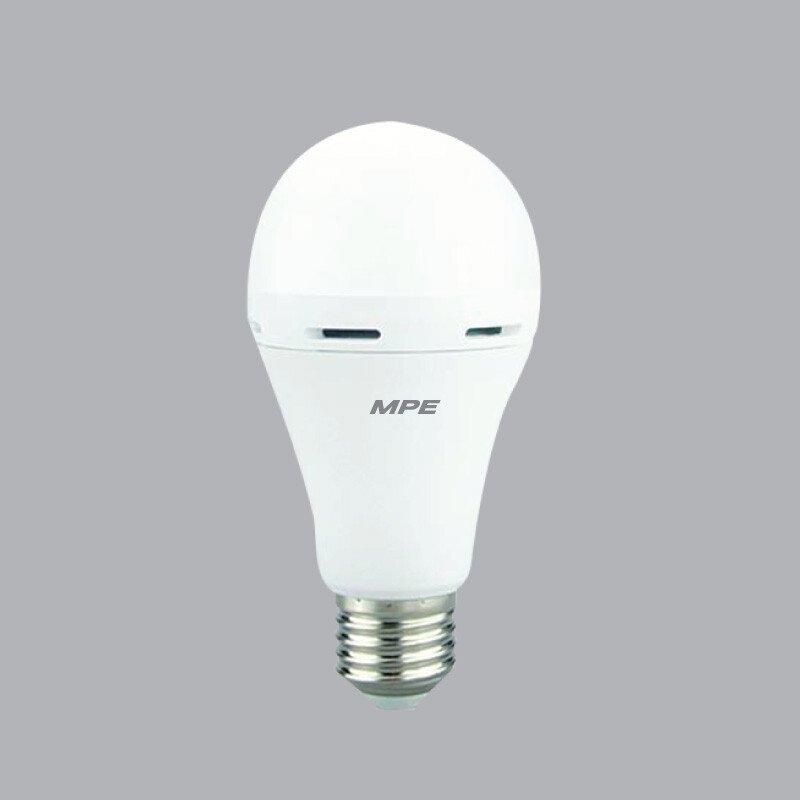 Led Bulb tích điện LB-12T/E Trắng