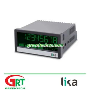 LED display panel LD355 | Lika | Bảng hiển thị Led LD355 | Lika Vietnam