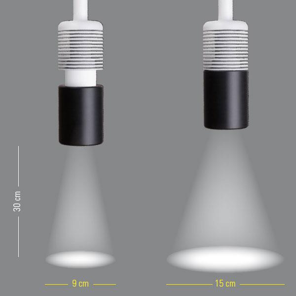Đèn tiểu phẫu (hoặc khám bệnh) Focus Luxamed U1.211.114