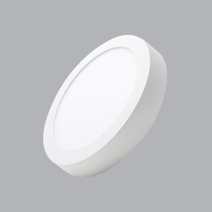 Led Panel tròn nổi SRPL-6W trắng, vàng