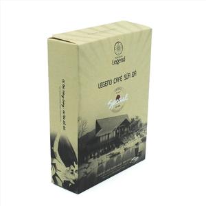Cà Phê Hòa Tan Sữa Đá Legend Trung Nguyên Hộp 5 gói