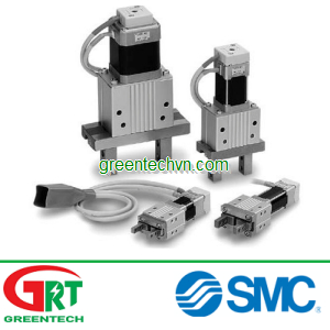 Parallel gripper / electrical / 2-jaw 4 - 30 mm, 5 - 120 mm/s | LEHZ series | SMC Vietnam