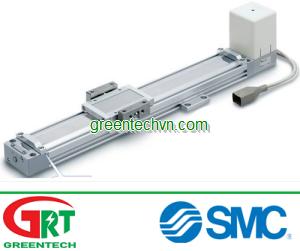 Roller linear guide / low-profile / aluminum LEM series | SMC Vietnam | SMC khí nén