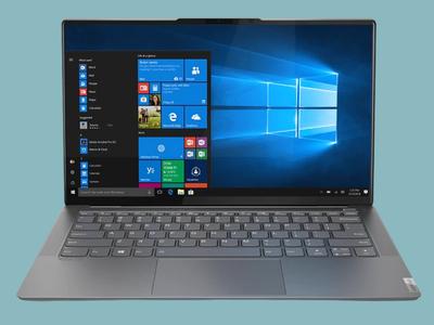Lenovo ideapad S940 | Core I7-1065G7 | Ram 16GB | SSD 512GB | FHD Touch 14.0