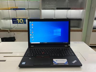 Lenovo Thinkpad P51 (Core i7-7700HQ | Ram 16GB | SSD 512GB | 15.6 FHD| Quadro M1200M (Like new 99%)