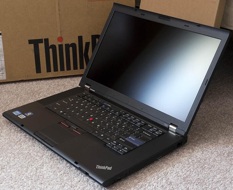 Lenovo ThinkPad T520 (Core i7-2620 | Ram 4GB | HDD 320GB | 15.6 inch HD)