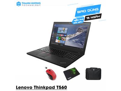 Lenovo Thinkpad T560 (Core i7 6600U | Ram 16 GB | SSD 512GB | 15.6 inch FHD)