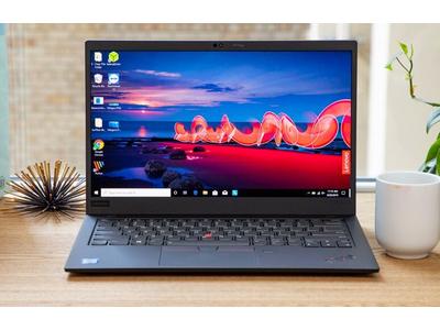 Lenovo ThinkPad X1 Carbon Gen 7 Core i5 10210U / RAM 16GB / M.2 PCIe 512GB / 4K Mới 100%