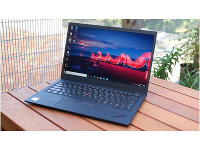 Lenovo ThinkPad X1 Carbon Gen 8 - 4K HDR - Quad Core i7 10510U / RAM 16GB / 1TB New