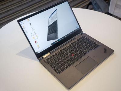 ThinkPad X1 Carbon Yoga Gen 4 (2 in 1): Core i7 8665U / RAM 16GB / SSD 512GB/ 14 inch FHD touch Mới