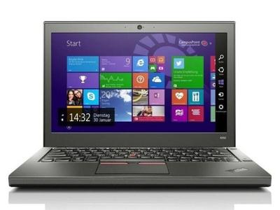 Lenovo Thinkpad X250   Core i5-5300U   RAM 4GB   HDD 500G  12.5 inch HD   Like New