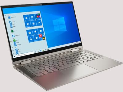 Lenovo Yoga C740-14IML | Core I7-10510U | RAm 8GB | SSD 512GB | Iris Plus Graphics | 14.0