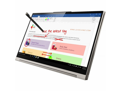 Lenovo Yoga C940 2 in 1 Core i5 1035G4, Ram 8GB SSD 256GB 14 inch Full HD touch Mới (New Seal)