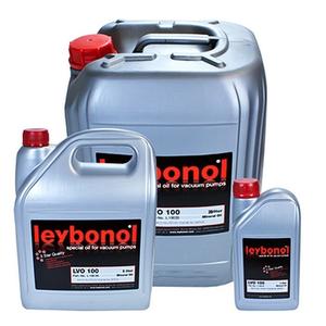 LEYBOLD VACUUM OIL LVO 100