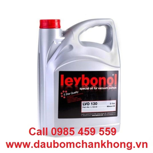 LEYBOLD VACUUM OIL LVO130
