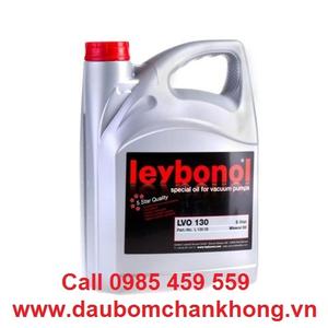 LEYBOLD VACUUM PUMP OIL LVO130