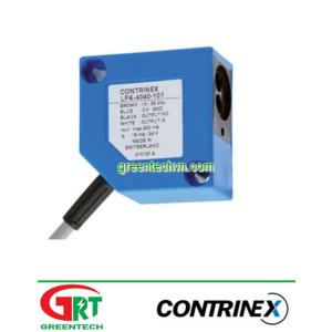 LFS-4040 series | photoelectric sensor | cảm biến quang điện | Contrinex Vietnam