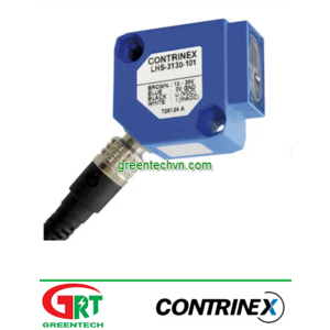LHS-3 series | photoelectric sensor | cảm biến quang điện | Contrinex Vietnam