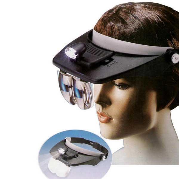 Đèn lúp đội đầu Light Head Magnifying Glass