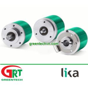 Lika AS58, AS58S, ASC58 Encoder | Single-turn rotary encoder | Bộ mã hóa Lika AS58, AS58S, ASC58