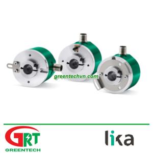 Lika CK58-H-1000ZCU415RL3   Cảm biến vòng quay Lika CK58-H-1000ZCU415RL3  Encoder Lika