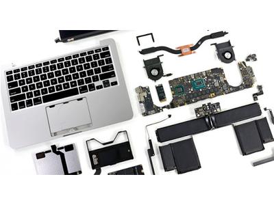 Sửa chữa, thay thế linh kiện Macbook lấy liền
