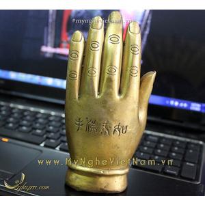 Bàn tay chiêu tài cao 15cm