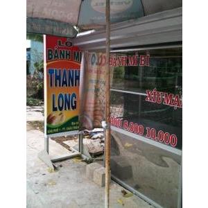 lò bánh mì Thanh Long tại BẾN TRE