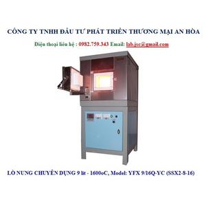 LÒ NUNG 1600 ĐỘ SSX2 8 16