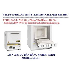 Lò Nung Hộp LE1/11