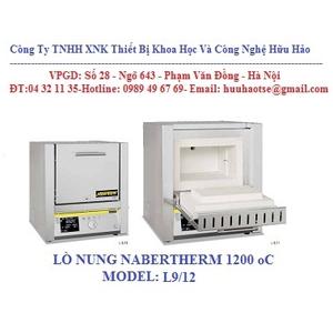 LÒ NUNG 1200 oC MODEL L9/12/B410