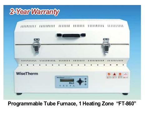 LÒ NUNG ỐNG Ø8 ( 1000°C ) MODEL: FT-860