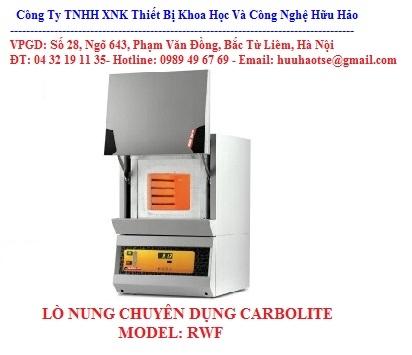 LÒ NUNG CARBOLITE GIA NHIỆT NHANH MODEL RWF 12/13
