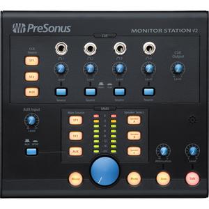 Loa kiểm âm PreSonus Monitor Station V2 Desktop Studio Control Center