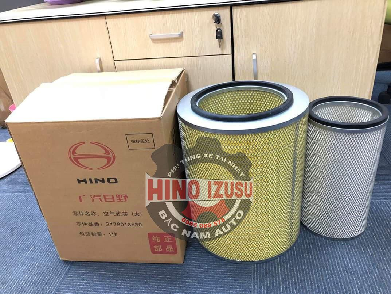 Lọc Gió Xe Đầu Kéo HINO 700