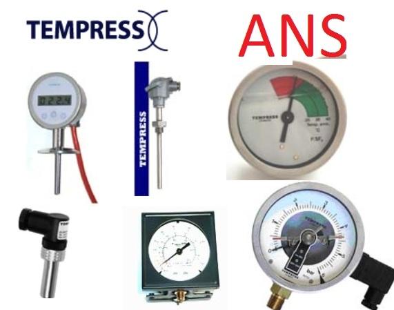 Đồng hồ áp suất Tempress, Tempress vietnam