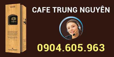 Shop Cafe Trung Nguyên Hà Nội