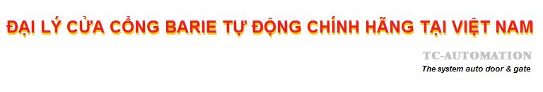 Cổng cửa barie tự động ToanCau Trading..Ltd