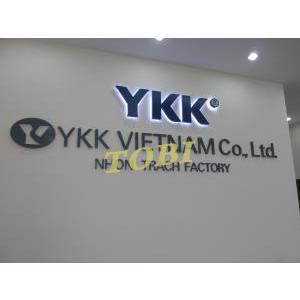 Logo công ty YKK